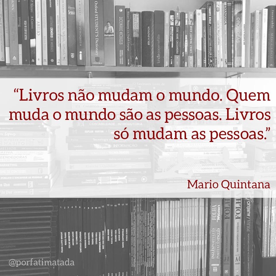 Frase de Mario Quintana